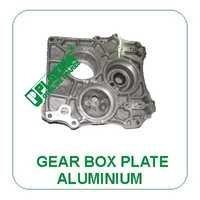 Gear Box Plate Aluminium Green Tractors