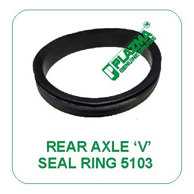 Rear Axle 'V' Seal Ring 5103 Green Tractor