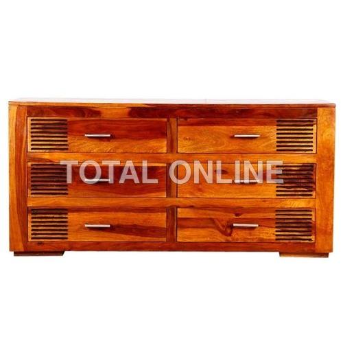 Sheesham Wood Chest of Drawers