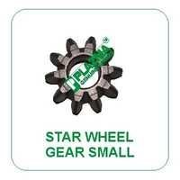 Star Wheel Gear Small Green Tractors