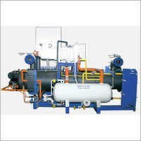 Industrial Air  Screw Chillers