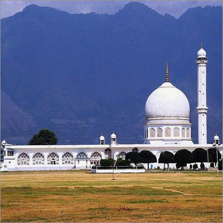 Hazratbal Shrine Tour