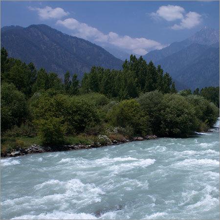 River Jammu Kashmir Tour
