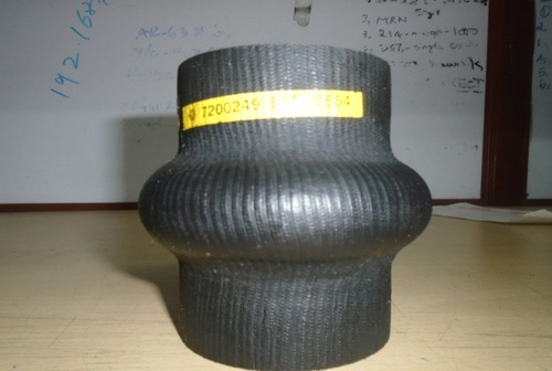 YARN COVERED EPDM HUMP HOSE