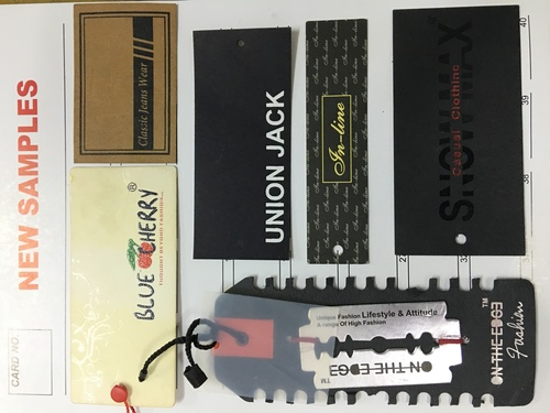 Industrial Paper Tag
