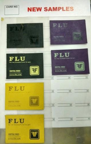 Designer PU Label