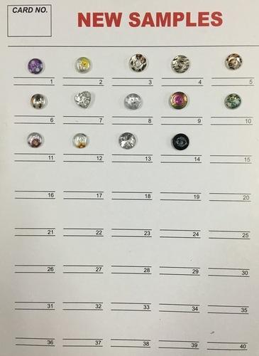 Nylon Buttons