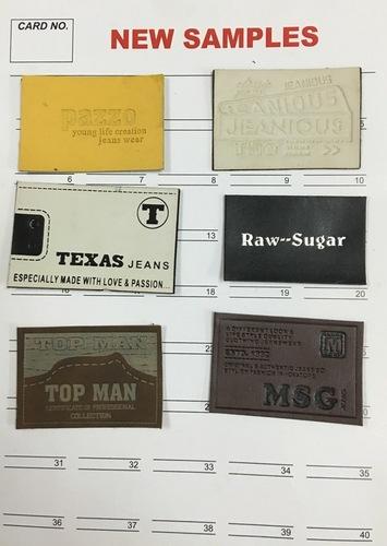 Cotton Jeans PU Label