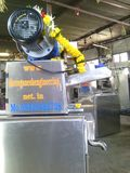Stainless steel sugar cane crusher