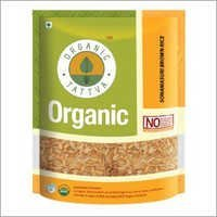Organic Brown Sonamasuri Rice