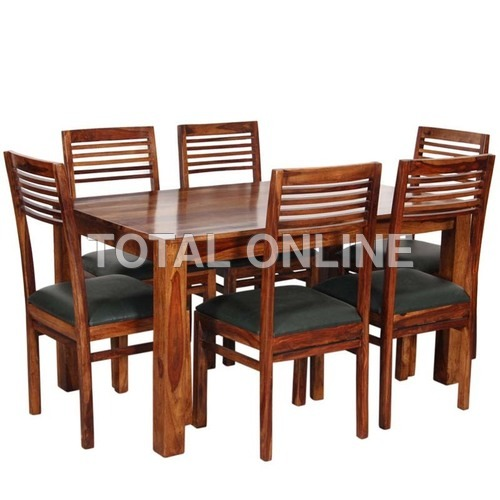 Six Seated Dining Table