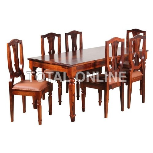 Marvelous Wooden Dining Table Set