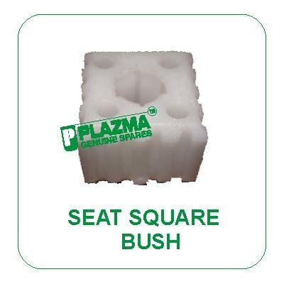 Seat Square Bush John Deere