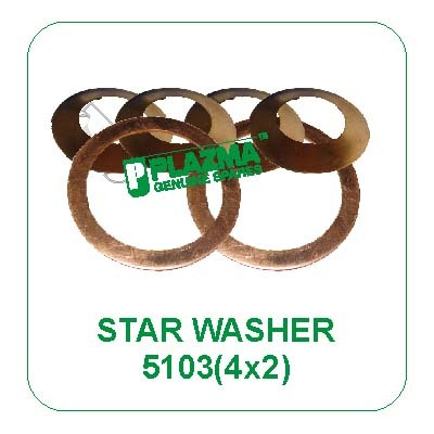 Star Washer 5103 (4X2) Green Tractor