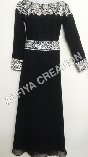 Moroccan Long Dress Kaftan