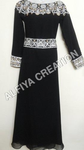 Moroccan Long Dress Kaftan