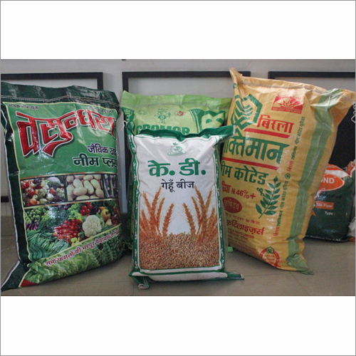 Pp Fertilizer Bag