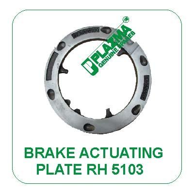 Brake Actuating Plate RH 5103 John Deere