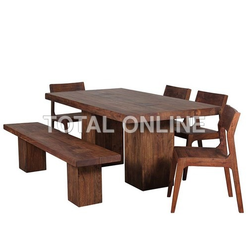 Ergonomically Designed Dining Table