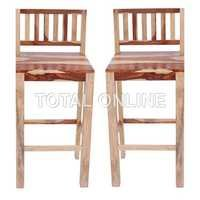 Magnificent Bar Chair in Set of Two