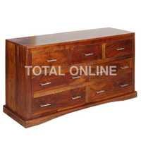 Alluring Wooden Chest of Drawer