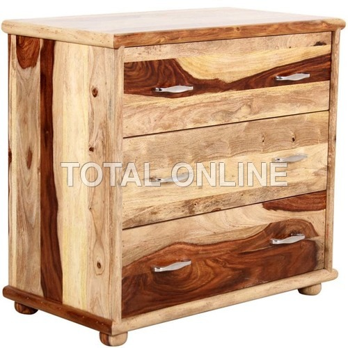 Appealing Wooden Chest of Drawer