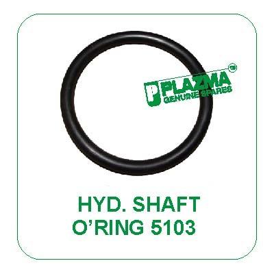 Hydraulic Shaft O'ring 5103 Green Tractors