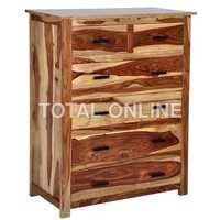 Perfect Finish Solid Wood Chest of Drawers