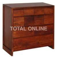 Pleasant Wooden Chest of Drawer