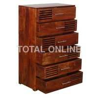 Lovely Sheesham Wood Made Chest of Drawers