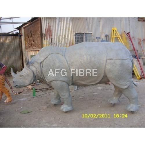 Rhinoceros Statue