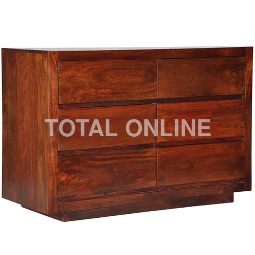 Spacious Symmetrical Chest of Drawers