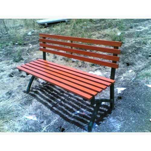 FRP & MS Benches