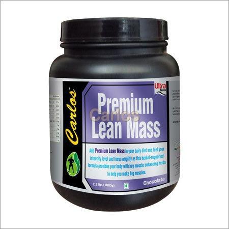 Health Supplement Gainer
