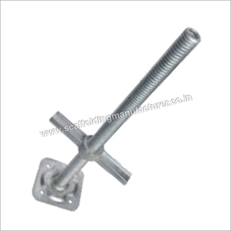 Scaffolding Adjustable Base Jacks