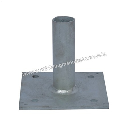 Scaffolding Fixed Base Plate