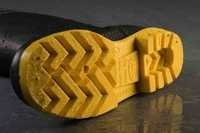 Gold Year Gumboot
