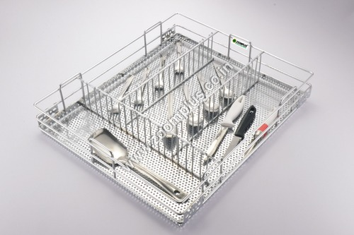SS Perforated Cutlery