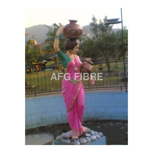FRP Fountains & Statues