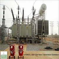 Ehv Substation Project