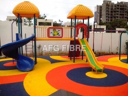 Rubber Flooring for Play