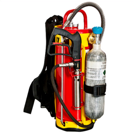 Water Mist and Cafs Extinguisher System