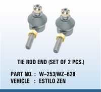 ESTILO ZEN TIE ROD END (SET OF 2 PCS.)