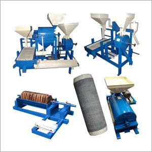 Pulse Grain Processing Machine