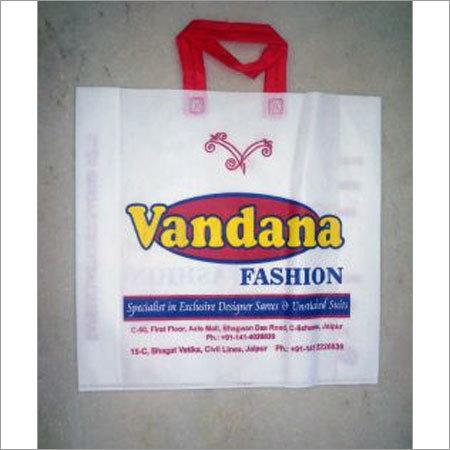 Non Woven Ribbon Handle Bag