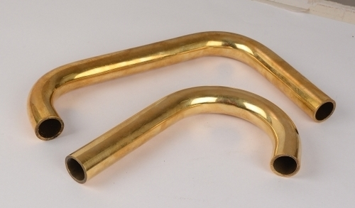 Brass Bend Pipe
