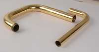 Brass Sanitary Bend Pipe