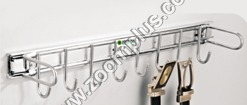 SS Hook Rack Pullout