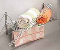 SS Single Towel Rack