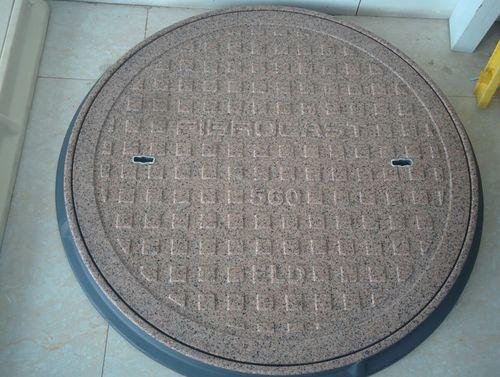 FRP Circular Manhole cover